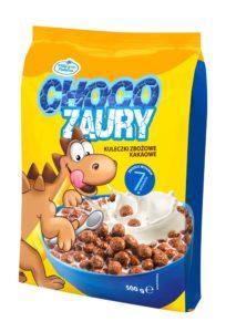 Chocozaury Kuleczki zbożowe kakaowe 500 g