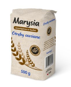 Marysia Otręby owsiane 500 g