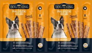 Dog The King Paluszki mięsne z drobiem 88 g