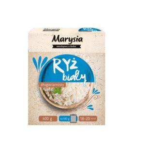 Marysia Ryż biały długoziarnisty 4x100 g