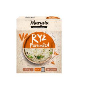 Marysia Ryż paraboiled 4x100 g