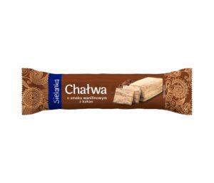 Sielanka Chałwa o smaku waniliowym z kakao 100 g