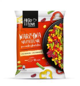 Go tove Warzywa na patelnię po meksykańsku 750 g