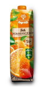 Zaczarowany Ogród Sok pomarańczowy NFC 1 L