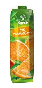 Zaczarowany Ogród Sok pomarańczowy 1 L