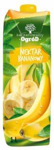 Zaczarowany Ogród Nektar bananowy 1 L