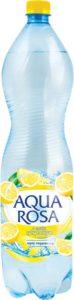 Aqua Rosa Napój niegazowany o smaku cytrynowym 1,5 l