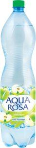 Aqua Rosa Napój niegazowany o smaku jabłkowym 1,5 l