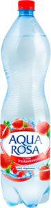 Aqua Rosa Napój niegazowany o smaku truskawkowym 1,5 l