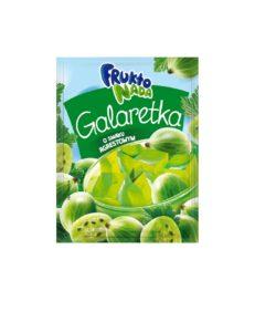 Fruktonada Galaretka o smaku agrestowym 75 g