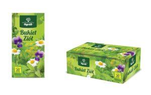 Zaczarowany Ogród Herbata Bukiet ziół 40 g