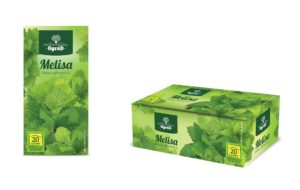 Zaczarowany Ogród Herbatka ziołowa melisa 40 g