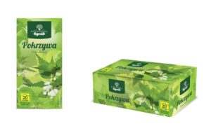 Zaczarowany Ogród Herbatka ziołowa pokrzywa 36 g