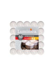 Luminica Podgrzewacze białe 50 szt.