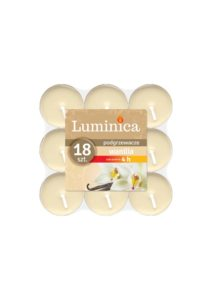Luminica Podgrzewacze zapachowe wanilia 18 szt