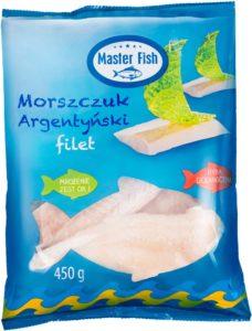 Master Fish Morszczuk Argentyński 450 g