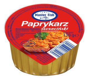 Master Fish Paprykarz szczeciński 130 g