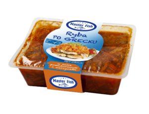 Master Fish Ryba po grecku 500 g