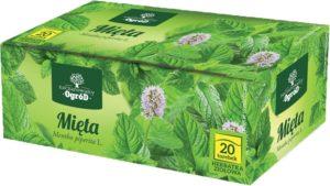 Zaczarowany Ogród Herbatka ziołowa mięta 40 g