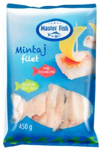 Master Fish Mintaj filet 450 g